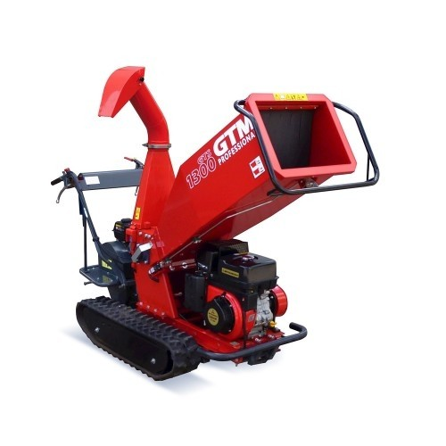 GTM MSGTS1300RG Tracked Chipper