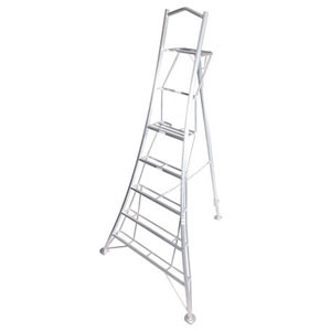 Henchman Professional Tripod 3 Leg Adjustable 12ft Ladder