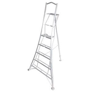 Henchman Standard Duty Tripod 3 Leg Adjustable 8ft Ladder