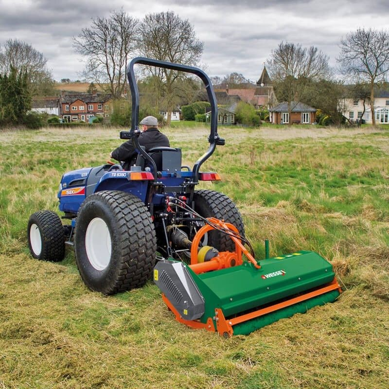 Wessex WFM-125 Flail Mower