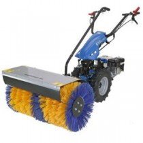BCS 615L + Snow Brush