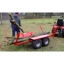 SCT THT Timber Trailer