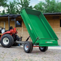 Wessex 1.25T Tipping Trailer